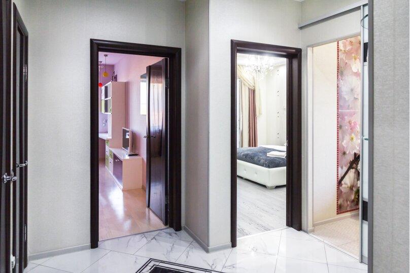 2-комн. квартира, 65 кв.м. на 4 человека, Ленинский проспект, 78к2, Санкт-Петербург - Фотография 19