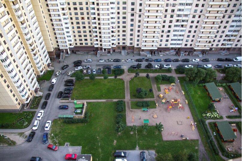 2-комн. квартира, 65 кв.м. на 4 человека, Ленинский проспект, 78к2, Санкт-Петербург - Фотография 31