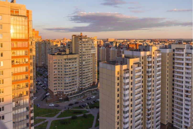 2-комн. квартира, 65 кв.м. на 4 человека, Ленинский проспект, 78к2, Санкт-Петербург - Фотография 32