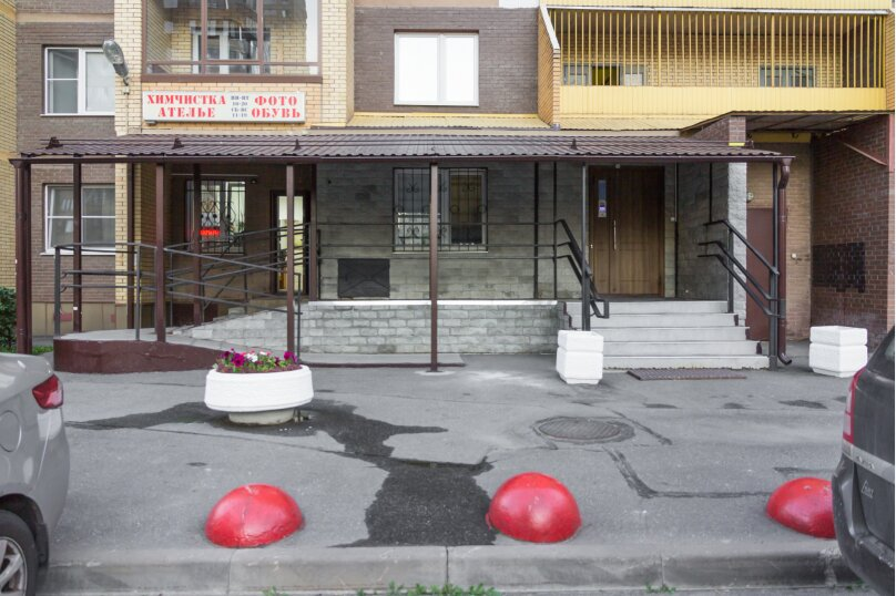 2-комн. квартира, 65 кв.м. на 4 человека, Ленинский проспект, 78к2, Санкт-Петербург - Фотография 35