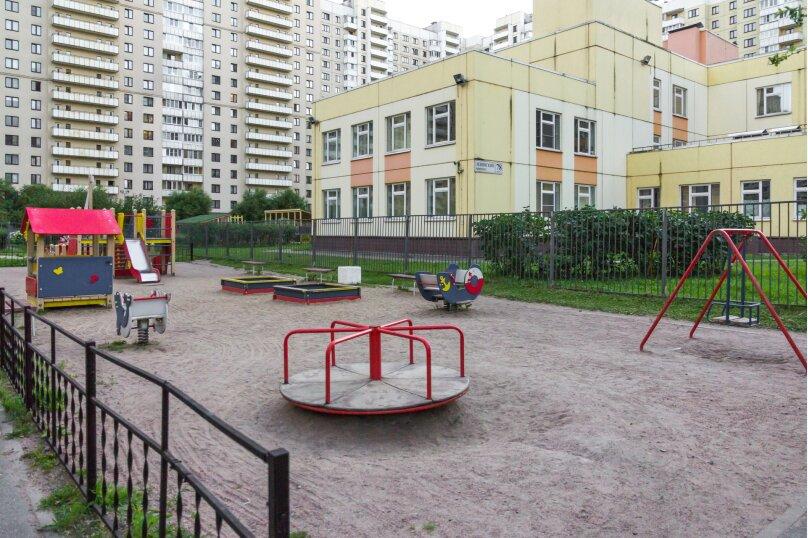 2-комн. квартира, 65 кв.м. на 4 человека, Ленинский проспект, 78к2, Санкт-Петербург - Фотография 36