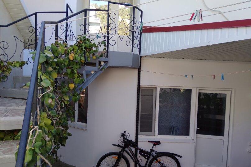 1-комнатный Люкс №2 с кухней, квартал Миндальный, 21, Новый Свет, Судак - Фотография 12