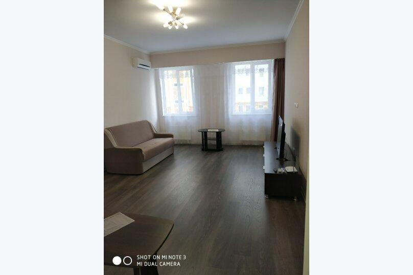 2-комн. квартира, 72 кв.м. на 6 человек, Античный проспект, 7В, Севастополь - Фотография 4