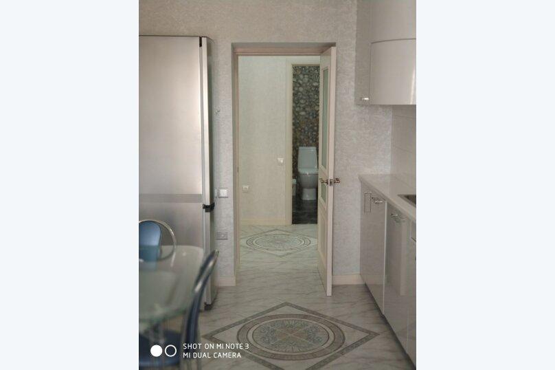 2-комн. квартира, 72 кв.м. на 6 человек, Античный проспект, 7В, Севастополь - Фотография 7