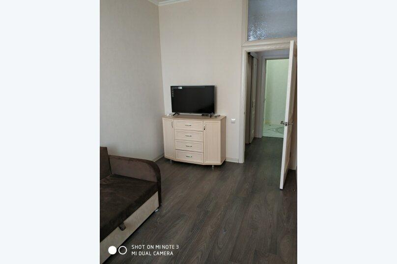 2-комн. квартира, 72 кв.м. на 6 человек, Античный проспект, 7В, Севастополь - Фотография 8
