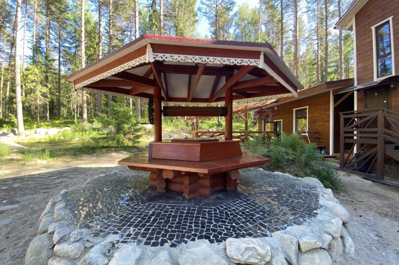 """Гостевой дом """"Pine Land"""", Суоярвская, 65 на 3 комнаты - Фотография 51"""