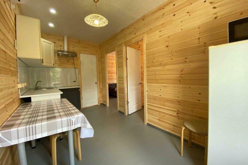 Дом, 54 кв.м. на 8 человек, 3 спальни, улица Антонова, 1Г, Коктебель - Фотография 2