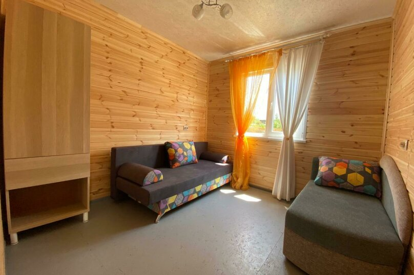 Дом, 54 кв.м. на 8 человек, 3 спальни, улица Антонова, 1Г, Коктебель - Фотография 1