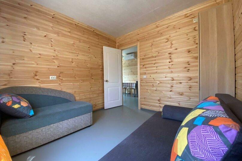 Дом, 54 кв.м. на 8 человек, 3 спальни, улица Антонова, 1Г, Коктебель - Фотография 9