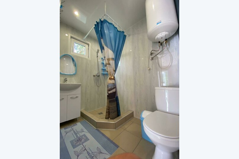 Дом, 54 кв.м. на 8 человек, 3 спальни, улица Антонова, 1Г, Коктебель - Фотография 10