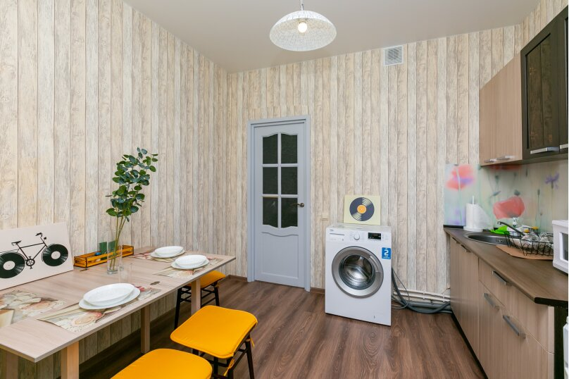 1-комн. квартира, 42 кв.м. на 4 человека, улица Куникова, 20А, Новороссийск - Фотография 9