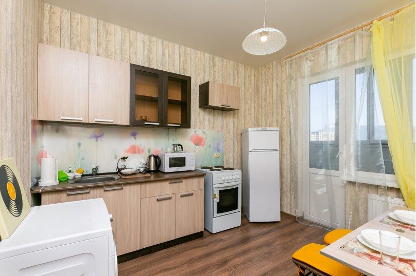 1-комн. квартира, 42 кв.м. на 4 человека, улица Куникова, 20А, Новороссийск - Фотография 10