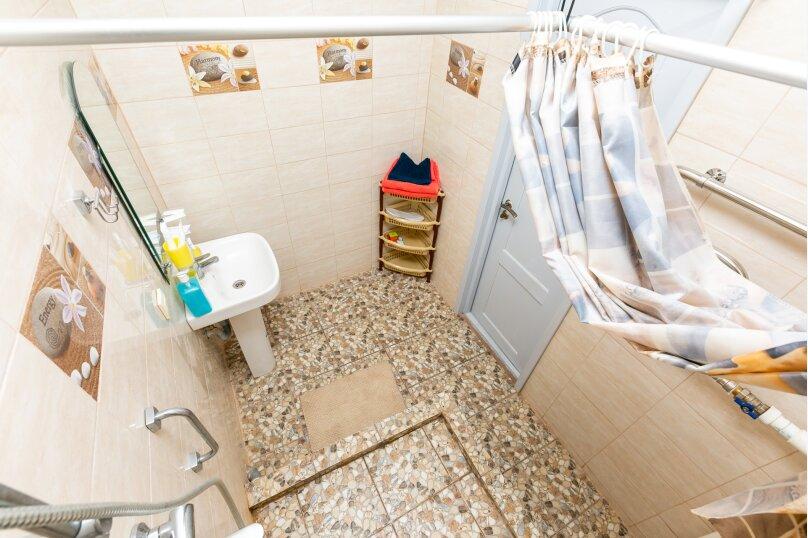 1-комн. квартира, 42 кв.м. на 4 человека, улица Куникова, 20А, Новороссийск - Фотография 11