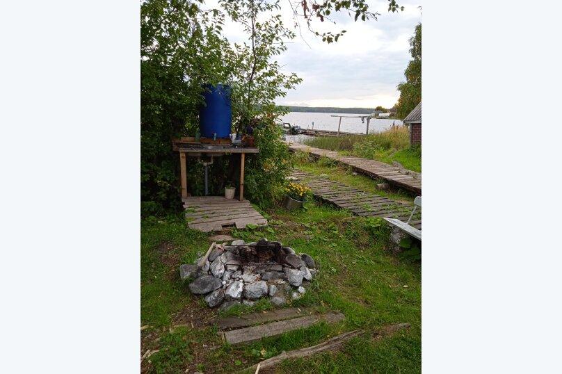 Дом с баней на острове озеро Сандал, 100 кв.м. на 8 человек, 3 спальни, Нигосторов, 10, Петрозаводск - Фотография 31