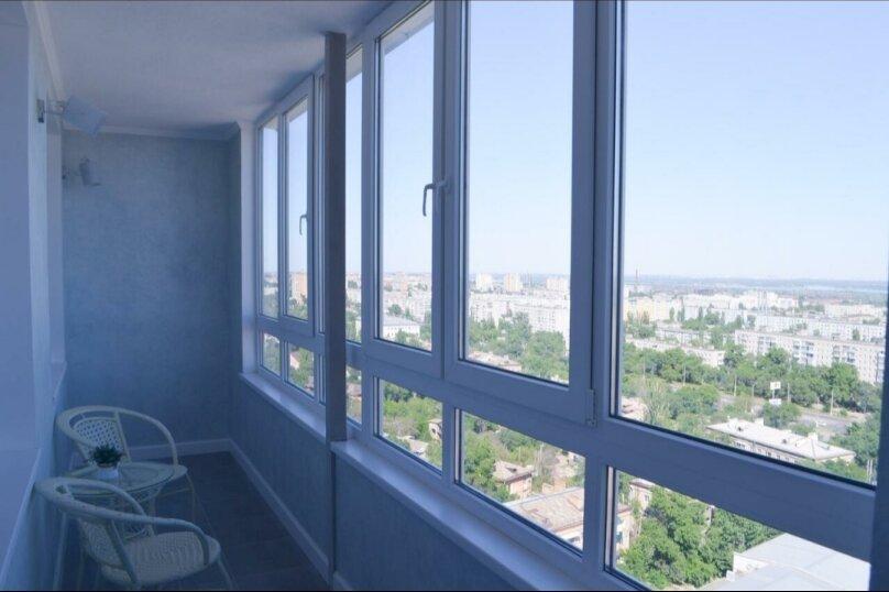 1-комн. квартира, 50 кв.м. на 4 человека, улица Поддубного, 1, Волгоград - Фотография 5