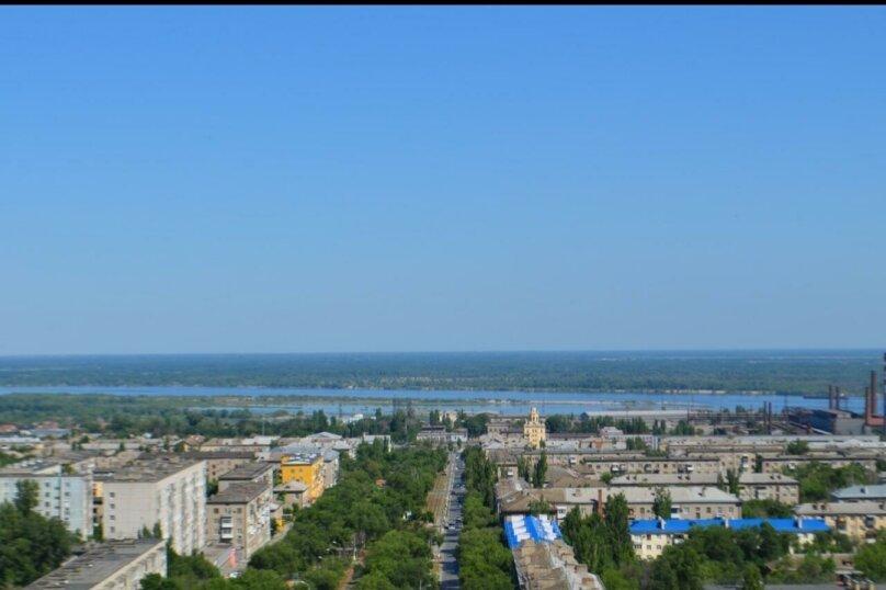 1-комн. квартира, 50 кв.м. на 4 человека, улица Поддубного, 1, Волгоград - Фотография 7