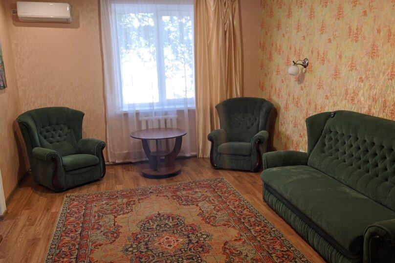Двухкомнатный люкс, улица Голощапова, 3, Керчь - Фотография 1
