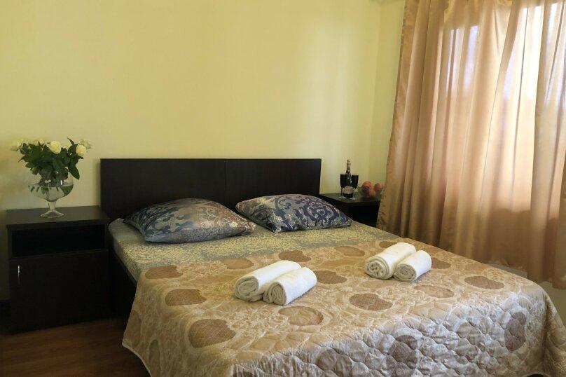 2-местный 1-комнатный Стандартный номер, переулок Адыгов, 3, Цандрыпш - Фотография 1