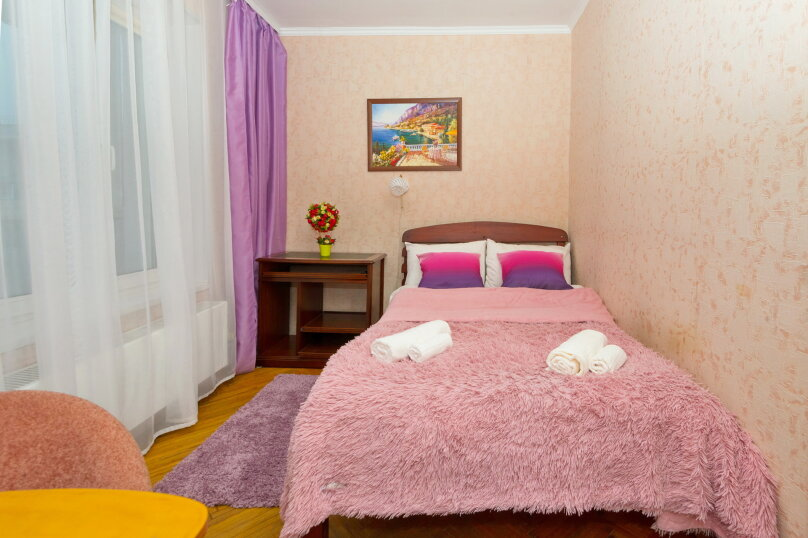 2-комн. квартира, 46 кв.м. на 4 человека, Ферганская улица, 9к2, метро Рязанский проспект, Москва - Фотография 2
