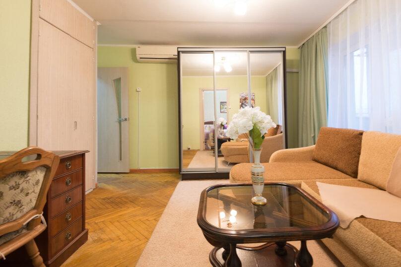 2-комн. квартира, 46 кв.м. на 4 человека, Ферганская улица, 9к2, метро Рязанский проспект, Москва - Фотография 3