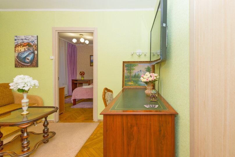 2-комн. квартира, 46 кв.м. на 4 человека, Ферганская улица, 9к2, метро Рязанский проспект, Москва - Фотография 5