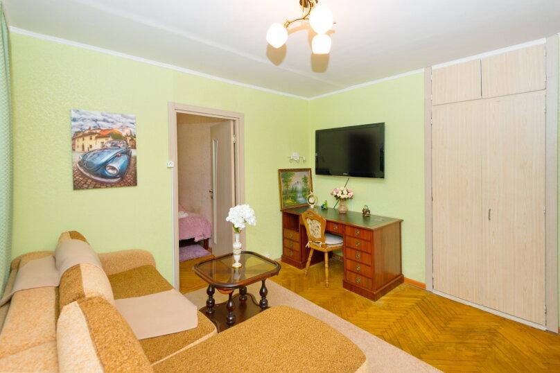 2-комн. квартира, 46 кв.м. на 4 человека, Ферганская улица, 9к2, метро Рязанский проспект, Москва - Фотография 6