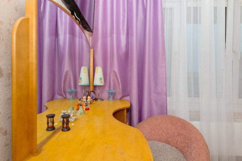 2-комн. квартира, 46 кв.м. на 4 человека, Ферганская улица, 9к2, метро Рязанский проспект, Москва - Фотография 11