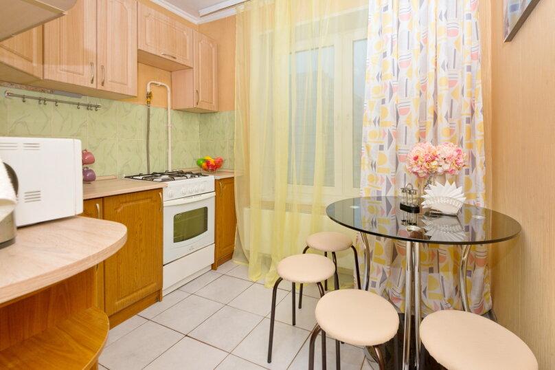 2-комн. квартира, 46 кв.м. на 4 человека, Ферганская улица, 9к2, метро Рязанский проспект, Москва - Фотография 12