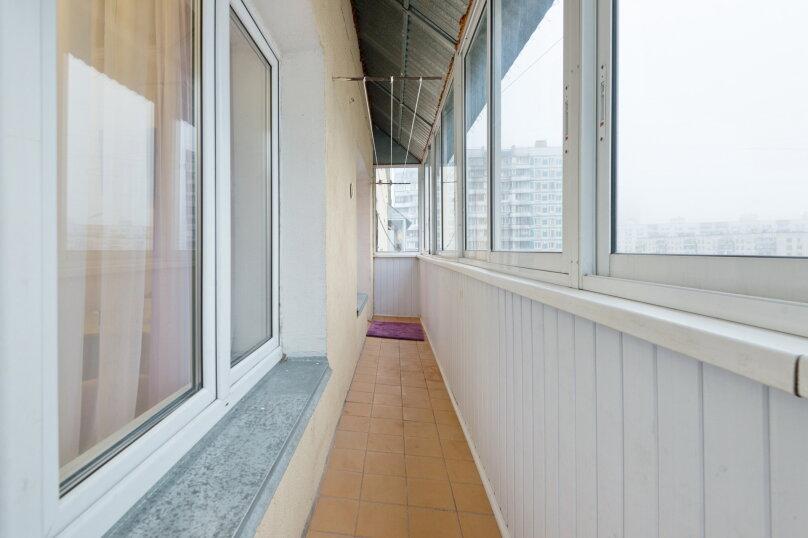 2-комн. квартира, 46 кв.м. на 4 человека, Ферганская улица, 9к2, метро Рязанский проспект, Москва - Фотография 19