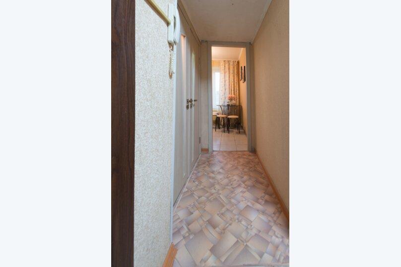 2-комн. квартира, 46 кв.м. на 4 человека, Ферганская улица, 9к2, метро Рязанский проспект, Москва - Фотография 22