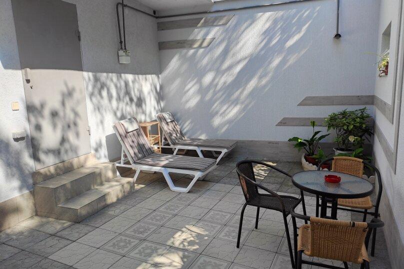 Коттедж, 15 кв.м. на 3 человека, 1 спальня, улица Горького, 17, Алушта - Фотография 10
