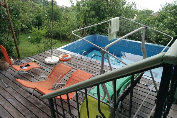 Дом с прекрасным видом на Черное море, 140 кв.м. на 8 человек, 3 спальни