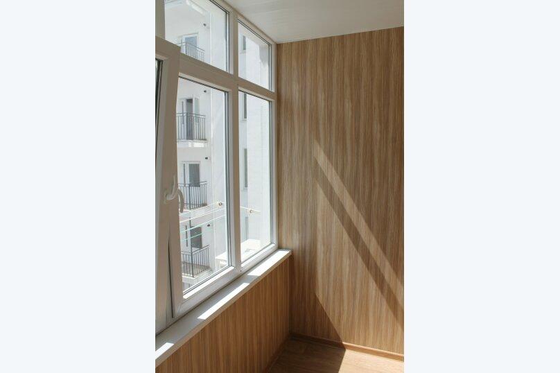 1-комн. квартира, 42 кв.м. на 4 человека, проспект Октябрьской Революции, 48, Севастополь - Фотография 17