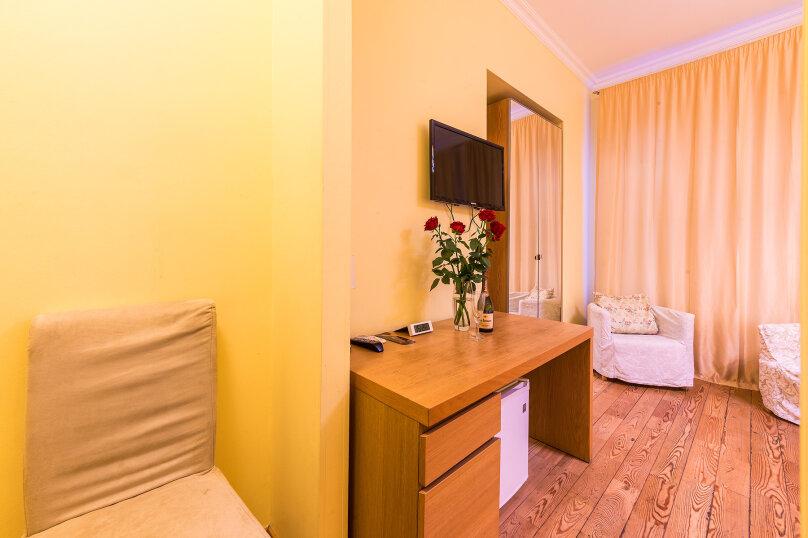 Комфортный двухместный номер с 1 двуспальной или 2 раздельными кроватями, улица Восстания, 13, Санкт-Петербург - Фотография 8