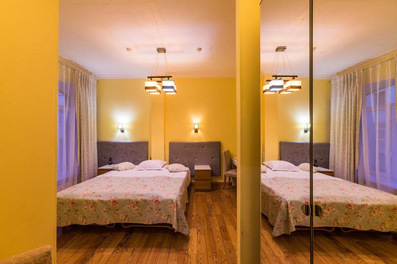 Комфортный двухместный номер с 1 двуспальной или 2 раздельными кроватями, улица Восстания, 13, Санкт-Петербург - Фотография 10