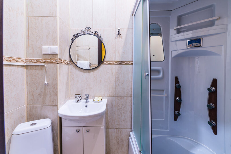 Комфортный двухместный номер с 1 двуспальной или 2 раздельными кроватями, улица Восстания, 13, Санкт-Петербург - Фотография 14
