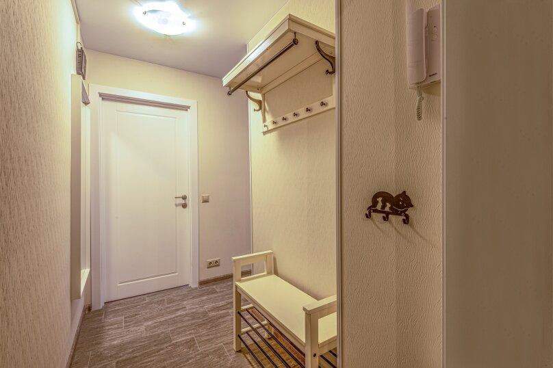 2-комн. квартира, 40 кв.м. на 4 человека, улица Павла Андреева, 7, метро Серпуховская, Москва - Фотография 5