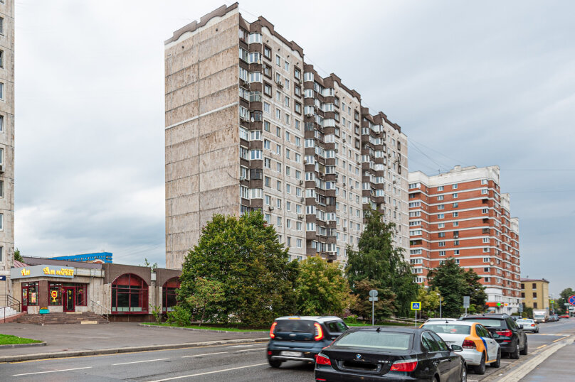 2-комн. квартира, 40 кв.м. на 4 человека, улица Павла Андреева, 7, метро Серпуховская, Москва - Фотография 17