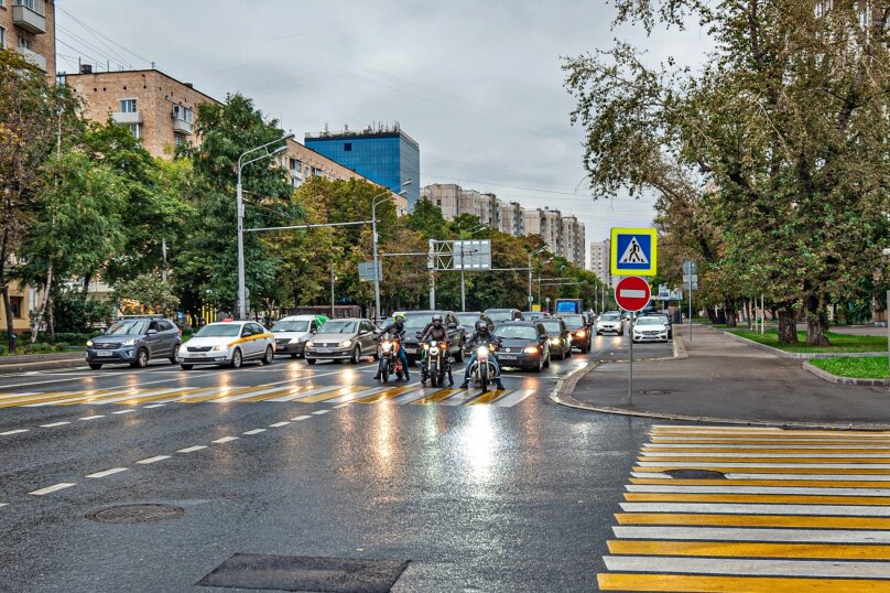 2-комн. квартира, 40 кв.м. на 4 человека, улица Павла Андреева, 7, метро Серпуховская, Москва - Фотография 18