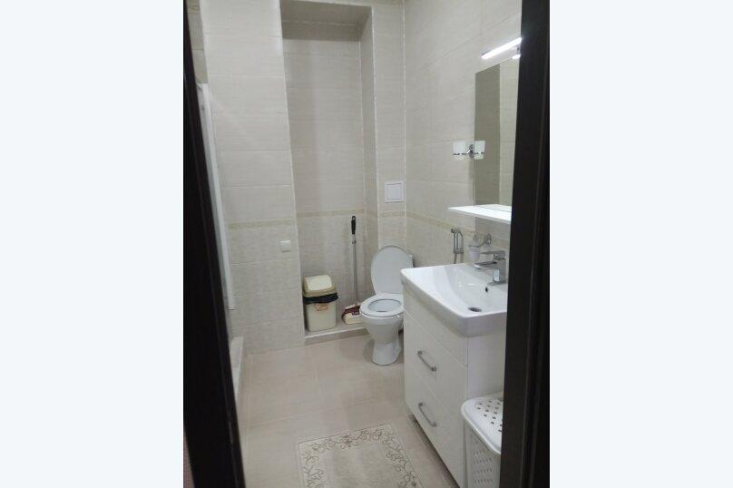 1-комн. квартира, 50 кв.м. на 4 человека, Симферопольская улица, 2Ф, Евпатория - Фотография 13