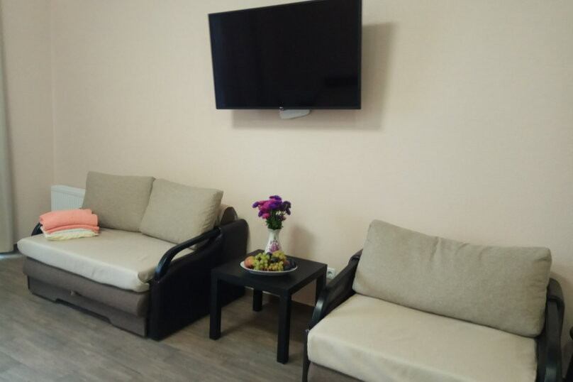 1-комн. квартира, 50 кв.м. на 4 человека, Симферопольская улица, 2Ф, Евпатория - Фотография 18