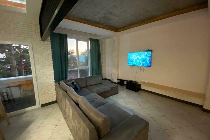 """Отель """"Eco-Aus-Haus"""", район санатория """"Долосы"""", 2М на 7 номеров - Фотография 44"""