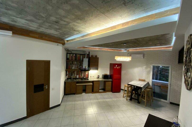 """Отель """"Eco-Aus-Haus"""", район санатория """"Долосы"""", 2М на 7 номеров - Фотография 45"""