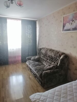 1-комн. квартира, 37 кв.м. на 4 человека, улица Самокиша, 10А, Симферополь - Фотография 1