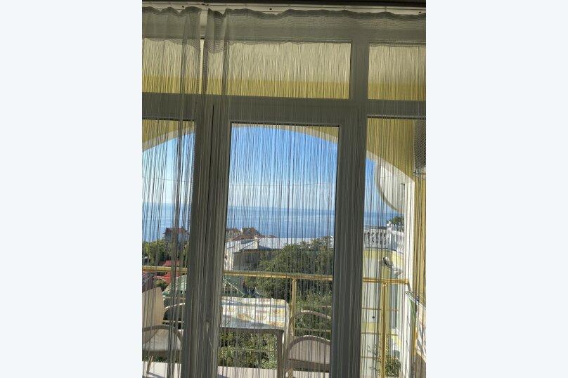 1-комн. квартира, 32 кв.м. на 3 человека, Маратовская улица, 69, Гаспра - Фотография 1