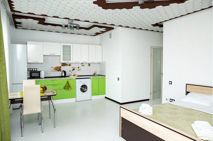 1-комн. квартира, 42 кв.м. на 2 человека, Строительный переулок, 8, Иркутск - Фотография 3