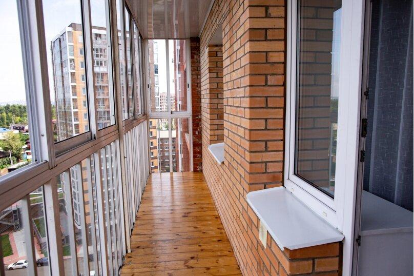 1-комн. квартира, 42 кв.м. на 2 человека, Строительный переулок, 8, Иркутск - Фотография 10