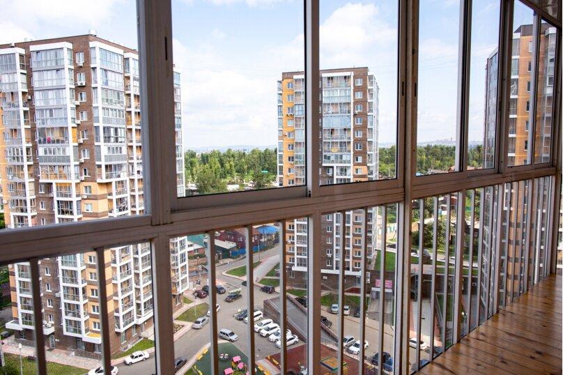 1-комн. квартира, 42 кв.м. на 2 человека, Строительный переулок, 8, Иркутск - Фотография 11