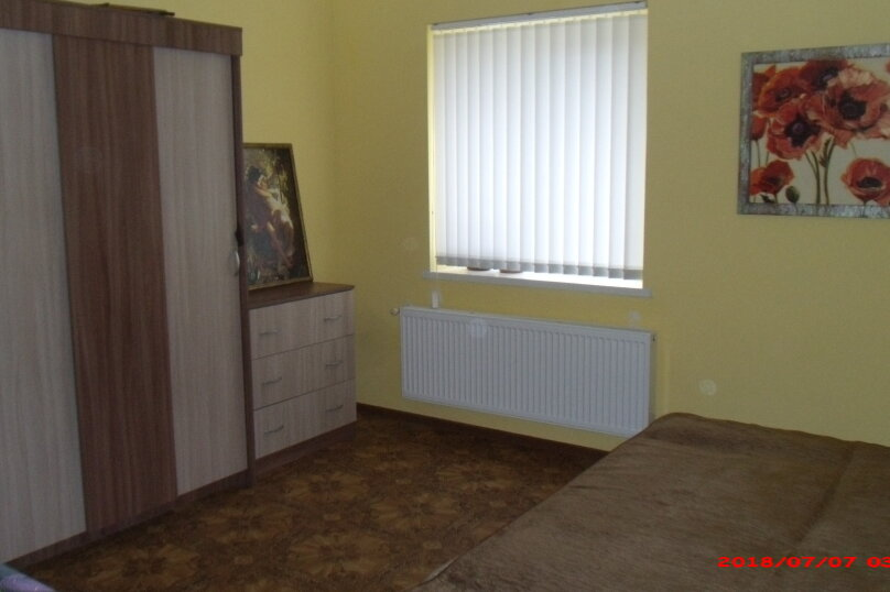 Пол дома с отдельным входом для 1-3 человек, 44 кв.м. на 3 человека, 1 спальня, улица Павленко, 43А, Красногвардейск - Фотография 1