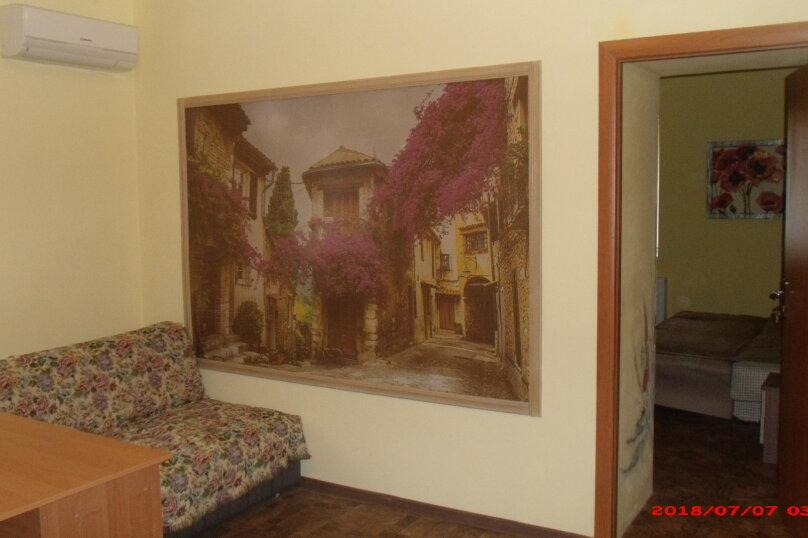 Пол дома с отдельным входом для 1-3 человек, 44 кв.м. на 3 человека, 1 спальня, улица Павленко, 43А, Красногвардейск - Фотография 2
